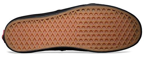 Vans U Authentic Schuhe In Schwarz / Schwarz Schwarz