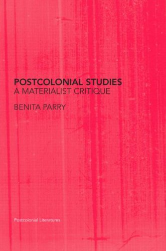 critical distance the postcolonial nov A postgraduate degree in cultural studies from soas provides its students with expertise in non-european cultures, in-depth regional knowledge, and strong research and critical analysis skills.