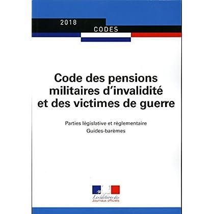 Code des pensions militaires d'invalidité et des victimes de guerre