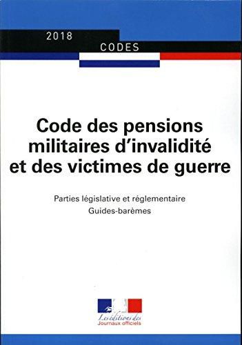 Code des pensions militaires d'invalidit et des victimes de guerre