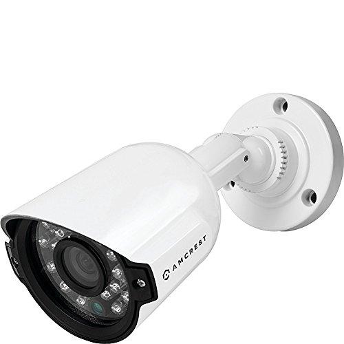 Amcrest 800+ TVL (720P / 1.0MP) Telecamera Bullet intemperie IP66 con 65ft IR LED di (Tvl Telecamera Bullet)