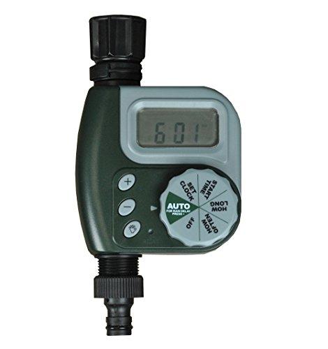 Selections Gartenschlauch Bewässerung Wasser-Timer, digital, für Akku -