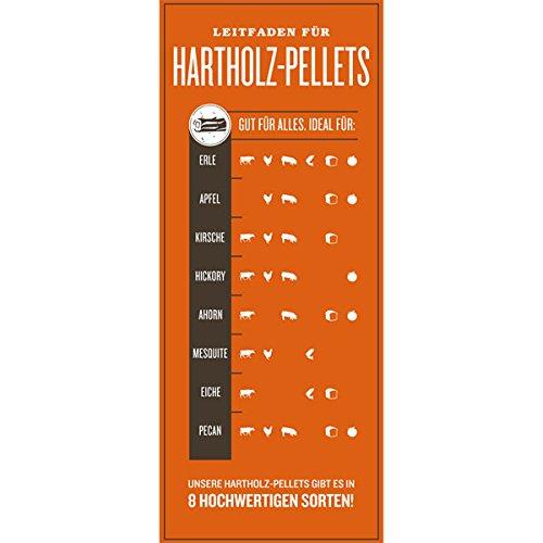 Traeger® Hartholz-Pellets Kirsche, 9 kg