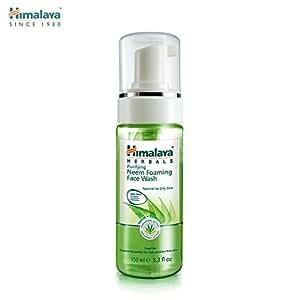 Himalaya Herbals Purifying Neem Foaming Face Wash, 150ml