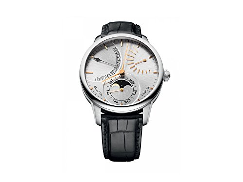 Maurice Lacroix Masterpiece Homme 43mm Automatique Montre MP6528-SS001-130-1