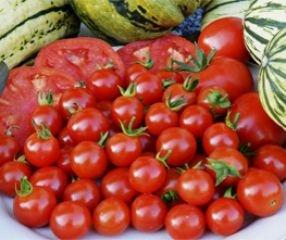 Bobby-Seeds Tomatensamen Cherrytomate Sweet Aperitif Portion