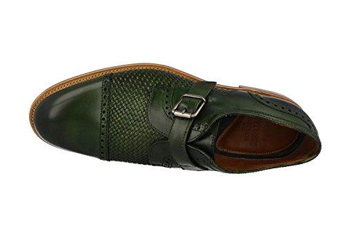 A2890 Lottusse SHOE GREEN TOUCHE Vert