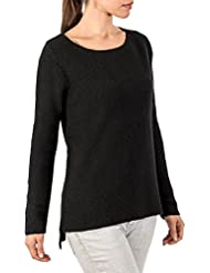 Wool Overs Pull femme point mousse en laine