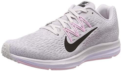 meet dfd1b ac39d Nike Damen WMNS Zoom Winflo 5 Leichtathletikschuhe Mehrfarbig (Vast  Black Atmosphere Grey 013)