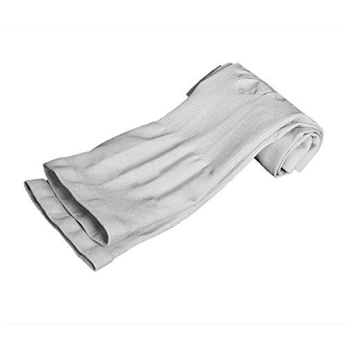 Fletion 1 Paar Unisex Sonnenschutz Anti-UV Arm Kühlhülsen Handgelenk Armschützer Arm Sleeves für Sommer Outdoor-Sport Radfahren Wandern Golf