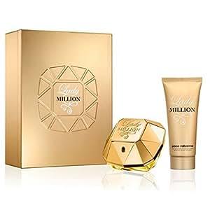 Coffret Lady Million Eau de Parfum 50 ml + Lait Corps 100 ml