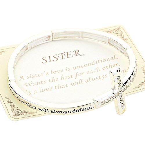 rosemarie-collections-damen-armband-mit-seitlichem-kreuz-mit-einem-zitat-zu-schwesterliebe-in-englis