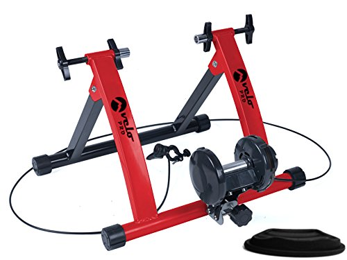 velo-pro-magnetic-turbo-trainer-variable-resistance-indoor-bike-trainer-for-road-and-mountain-bicycl