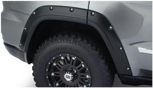 bushwacker-10927-02-oe-black-pocket-style-fender-flare-for-jeep-grand-cherokee-set-of-4-by-bushwacke