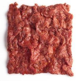 Carré de bœuf - Barbecue/Plancha - Emincé - Emincé de boeuf paprika - 500g - Livraison en colis réfrigéré 48h