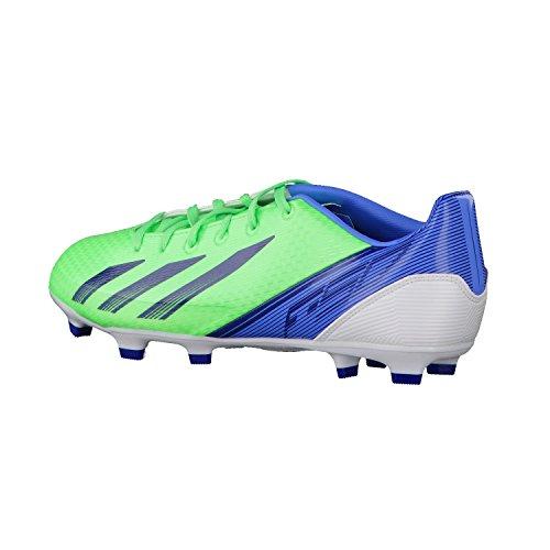 adidas Performance F10 TRX FG G65347 Herren Fußballschuhe green zest /joy blue /dark blue