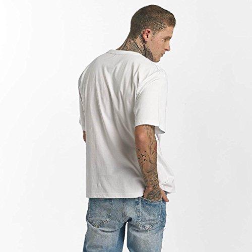 Dangerous DNGRS Uomo Maglieria/T-Shirt Greeting Bianco