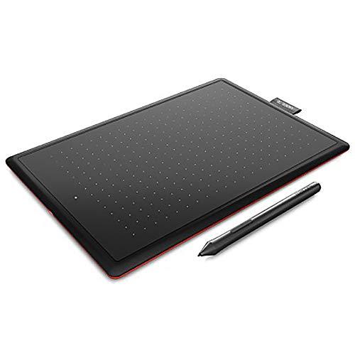 WYP Anime Design Grafiktablett USB Grafiktablett Digitales Grafiktablett Kompatibel Mit Windows/Mac OS, Mit Druckempfindlichem Stift