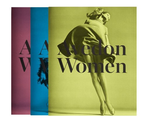 Avedon Women por Joan Juliet Buck