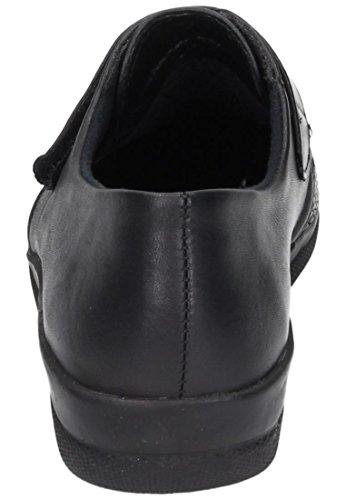 Comfortabel - 941075, Pantofole da casa  da donna Nero(Schwarz)