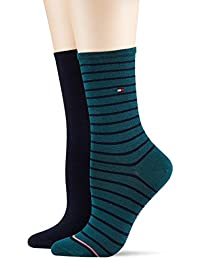 Tommy Hilfiger TH SMALL STRIPE 2P - Chaussettes - Femme