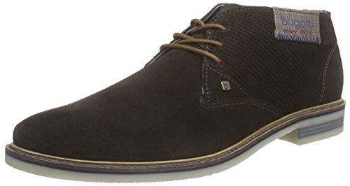 bugatti-f75383-herren-desert-boots-braun-coffee-686-42-eu-8-herren-uk