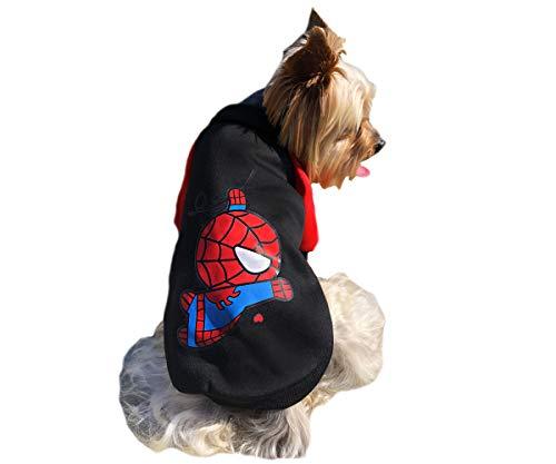 Rot Schwarz Blau Haustier Hund Kleidung Für Kleine -