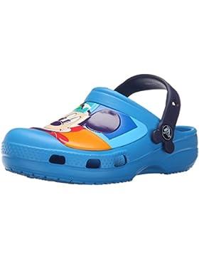 crocs Unisex-Kinder Ccmckclrblkclgk Clogs