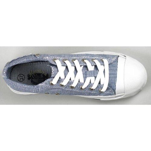 Killtec 18929 sneaker canvas Bleu