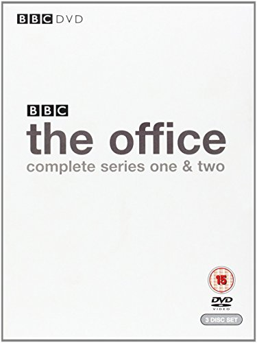 Office - The - Series 1 And 2 Box Set [DVD]