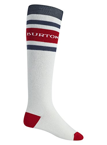Burton Herren Weekend 2 Pack Snowboard Socken, La Sky, M (Fashion Pack 2 Socken)
