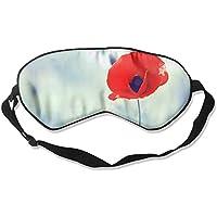 Red Poppy Flower 99% Eyeshade Blinders Sleeping Eye Patch Eye Mask Blindfold For Travel Insomnia Meditation preisvergleich bei billige-tabletten.eu