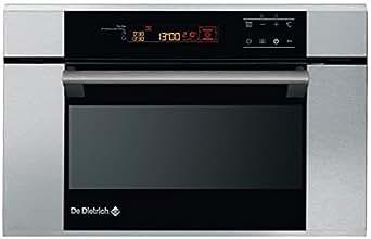 Dedietrich DOP799X - De Dietrich DOP799X - Four - intégré(e) - avec système auto-nettoyant - acier inoxydable