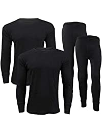 Amazon.co.uk  Thermal - Underwear  Clothing  Thermal Tops b88c03232