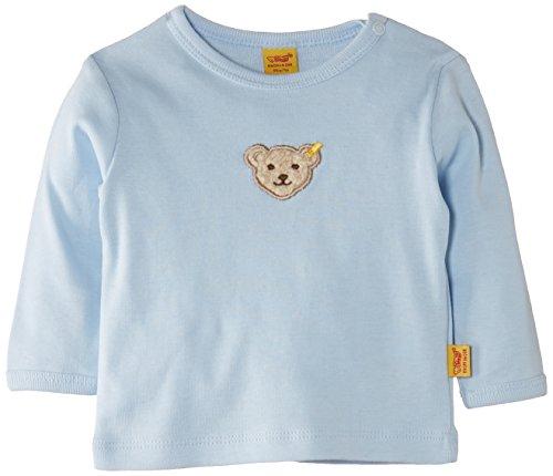 Steiff Baby - Jungen Bluse Gr. Baby, Steiff Baby Blue