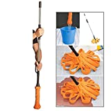 Smart Mop Home Cleaning Mops with Microfibre Cloth