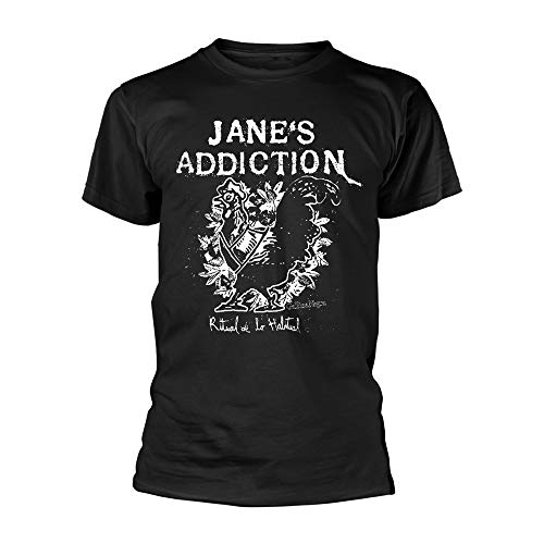 Jane's Addiction Rooster T-Shirt M