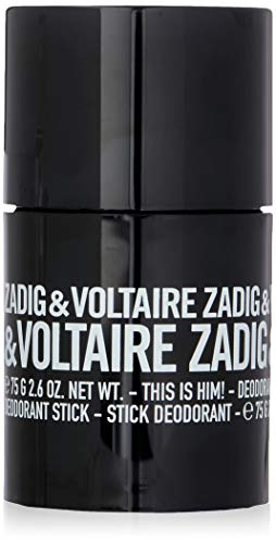 Zadig & Voltaire This is Him Homme/Man Deodorant penna, 1er Pack (1X 75G)