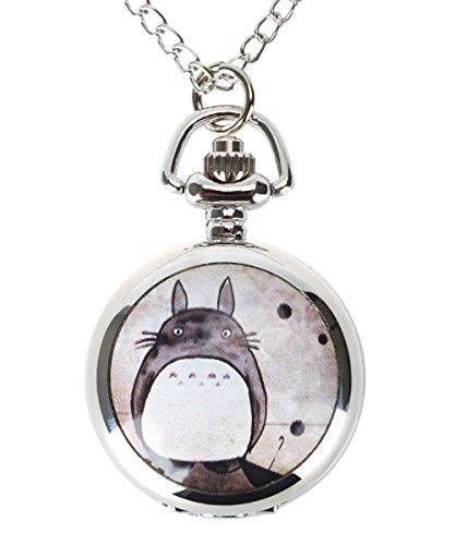 CoolChange Kleine Totoro Taschenuhr