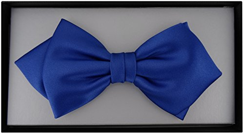 TigerTie - Nœud papillon - Uni - Homme Royal