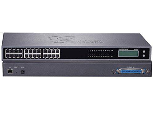 Grandstream GXW4224 - VoIP-Telefonadapter - 24 Anschlüsse, GXW4224 -