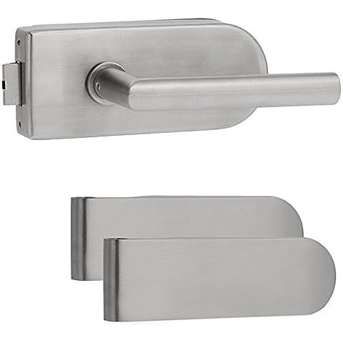 ck-tuerbeschlaege - Set per serratura per porta