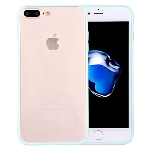 Hülle für iPhone 7 plus , Schutzhülle Für iPhone 7 Plus TPU + PC Transparente Schutzhülle ,hülle für iPhone 7 plus , case for iphone 7 plus ( SKU : Ip7p0897w ) Ip7p0897l