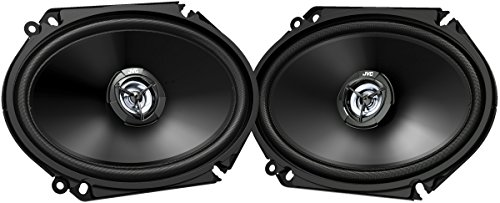 JVC CS-DR6820 2-Wege-Koaxial-Lautsprecher 15 x 20 cm schwarz
