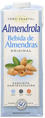 Almendrola - Bebida Vegetal de Almendras Original - Caja de 6 x 1L