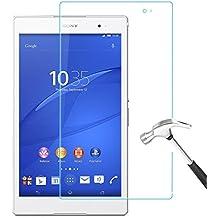Screen Vidrio templado Protector de pantalla para Sony Xperia Z3 Tablet Compact 8 pulgadas Protector de pantalla templado Film Protector de pantalla tanque Cristal Glass 9H