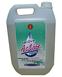 Nicova Active Fabric Cleaner (5 Ltr)