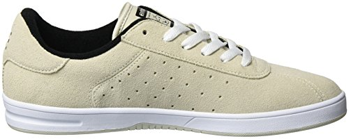Etnies Herren The Scam Skateboardschuhe Weiß (White)