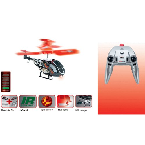 Carrera RC IR Micro Helicopter - 4
