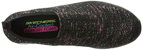 Look Inside Inside Skechers Damen Multicolor Empire Damen Empire Skechers Schwarz Sneakers Look ATw8q8